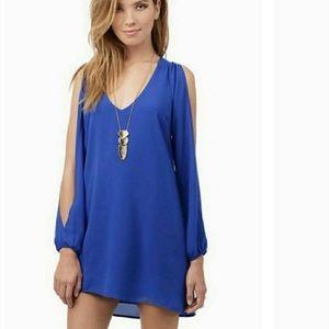 Tobi Royal Blue Dress